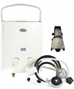 portable water heater boiler